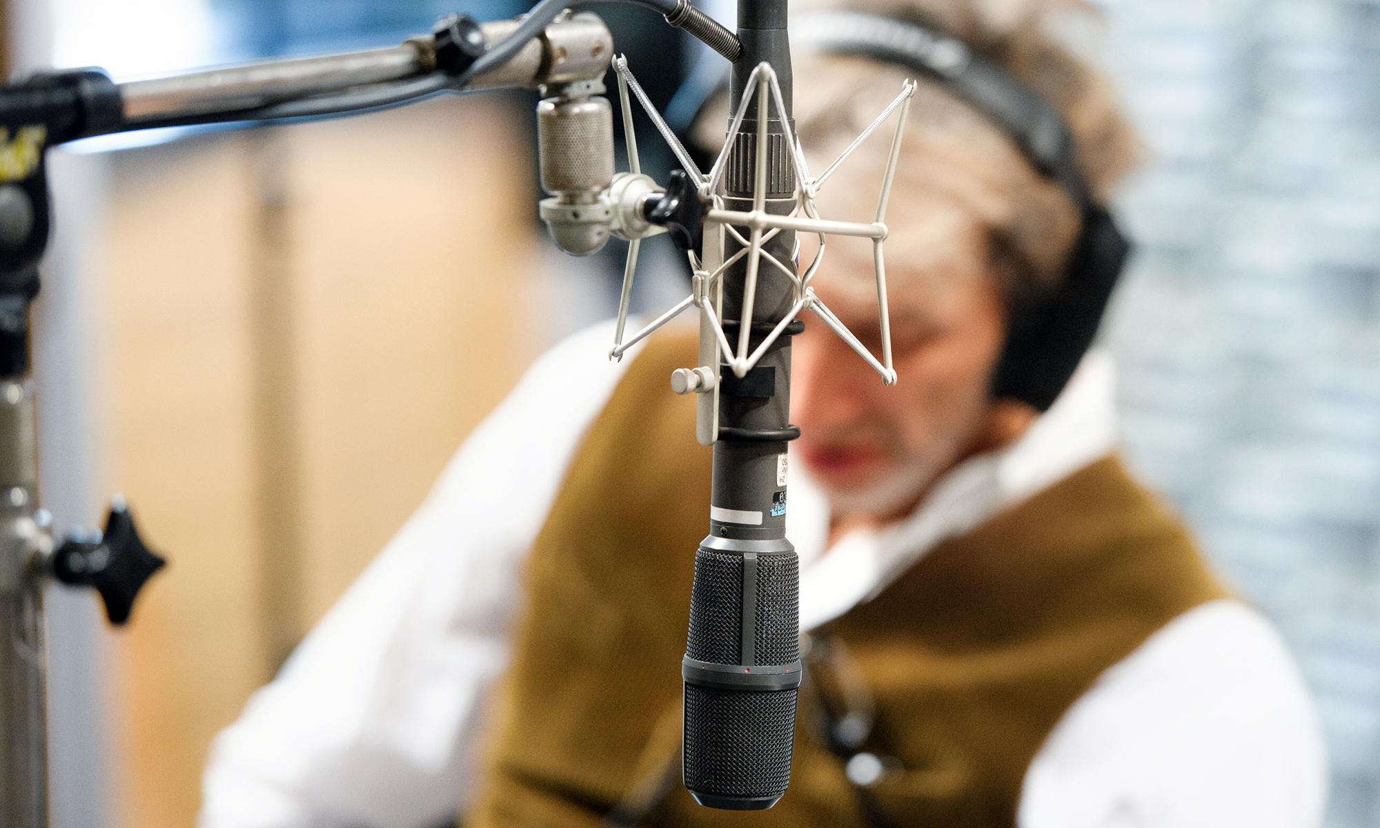 Radiopredigt